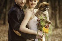 Wedding boho-chic. Boho bride. Ślub w stylu boho / inspiracje ślubne, boho, boho-chic Panna Młoda w stylu boho
