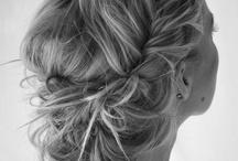 Nikki & Jasper's wedding: Bridesmaid's Hair