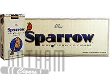 Sparrow Filtered Large Cigars / Sparrow Filtered Cigars are well known among cigar enthusiasts across the globe for their delectable flavor and aroma. These alluring premium cigars are the size of a cigarette but offer you the comfort of smoking a smooth cigar.