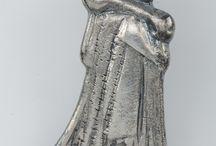 Viking age - Figurines