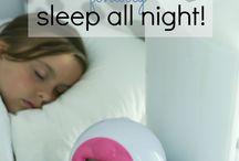 children sleep / by Andrea Mitchell-Blanco