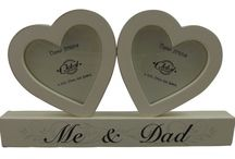 Lovely Photo Frames from Gifts From Handpicked