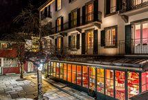 Hôtel Chamonix Mont-Blanc / Photographies de l'hôtel et de ses abords