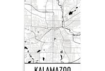 Gifts Inspired By + From Kalamazoo, Michigan
