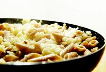 Pasta Dishes / Delicious pasta dishes that are healthy and light!