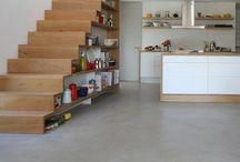 kuchnia+schody