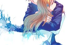Icsigo and Orihime