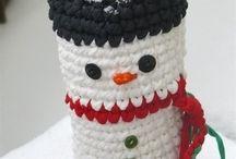 zpagetti yarn / crochet