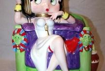 Betty Boop coleção