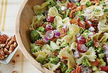 Yummy & Healthy! Salads / by Esther McCune