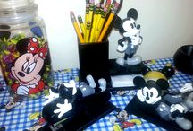 #DisneySide @Home Celebrations party planning / by Kristin Lamoreaux