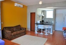Apartment in Copacabana, 1 bedroom, 4 sleeps / The apartment is situated close to the Metro Station Siqueira Campos and the beach. It is very large, spacious and modern and has an amazing view of Christ Statue.