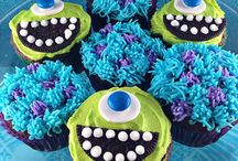 Monsters Inc / Monsters University Party