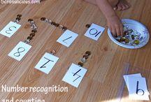 Kindergarten / by Jayonne Wynne