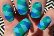 The Claws / Nail art is fun / by Erin Shelton