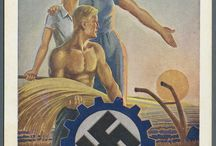 Third Reich propaganda posters