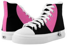 Zazzle ~ High-Top Sneakers