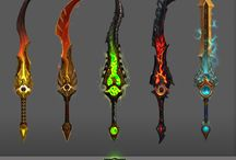 The Legendary Weapons Of The World Of Warcraft