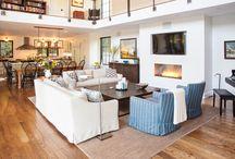 Living Room Fireplace Ideas