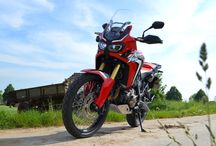 Honda CRF1000L Africa Twin: Die Legende lebt