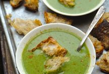 Spinach / soup