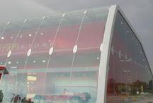 Architecture FERRARI / Architecture