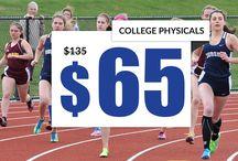college physicals