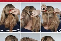 Hairstyle Ideas and Tutorials