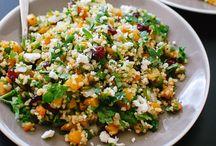 vegetarian / theresa and petter's vegetarian month