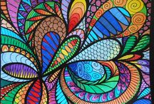 ColorIt Free Coloring Pages Submissions / For anyone new to the world of ColorIt we have something cool to try out . . . free coloring pages! Here are submissions from some of our new fans.