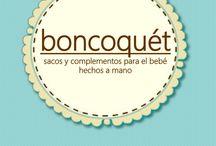 Catálogo Boncoquét / Todas nuestras colecciones reunidas!!!