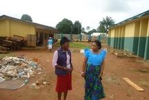 Deltawomen Ngo visit to Ugba Primary School