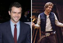 Han Solo A Star Wars Story / Everything you want to know about the Han Solo spinoff set for release 25 May 2018