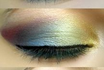 Makeup eyes / by Melissa Lucente