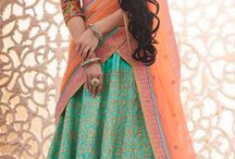 Traditional wear style