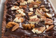 Cakes en zoetigheden
