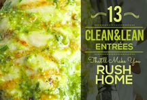 clean and healthy / by Jennifer Sanders