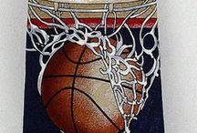 corbatas de baloncesto