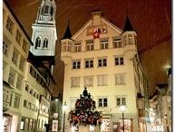Swiss Cities