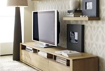 TV shelving