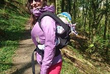 Baby Wearing / #BabyWearing pics of friends and myself, and those the #inspire me