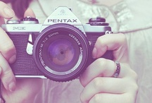 Cameras~<3 / by Naomi Stanley