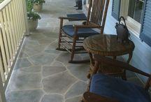Outdoor & Indoor Patio Design Ideas