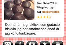 Recipe / Recipes  / by Linnea E Östberg