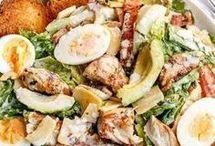 salades maaltijden