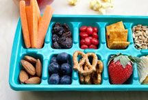 Snacks for play dates / Ideas about snacks to make and have on play dates / by Encourage Play