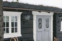 Ustaoset hytte