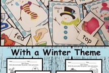Winter Theme Resources