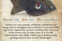 native american birth totems