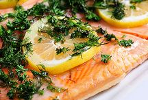Recipes: Fish / by ErinBrans.com